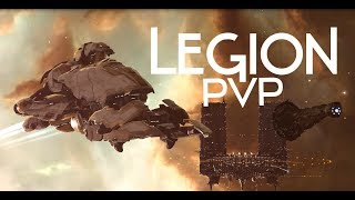EVE ONLINE/Wild Haze - LEGION PvP