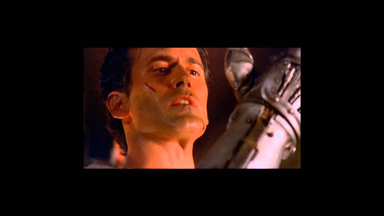 Army Of Darkness Ash Groovy