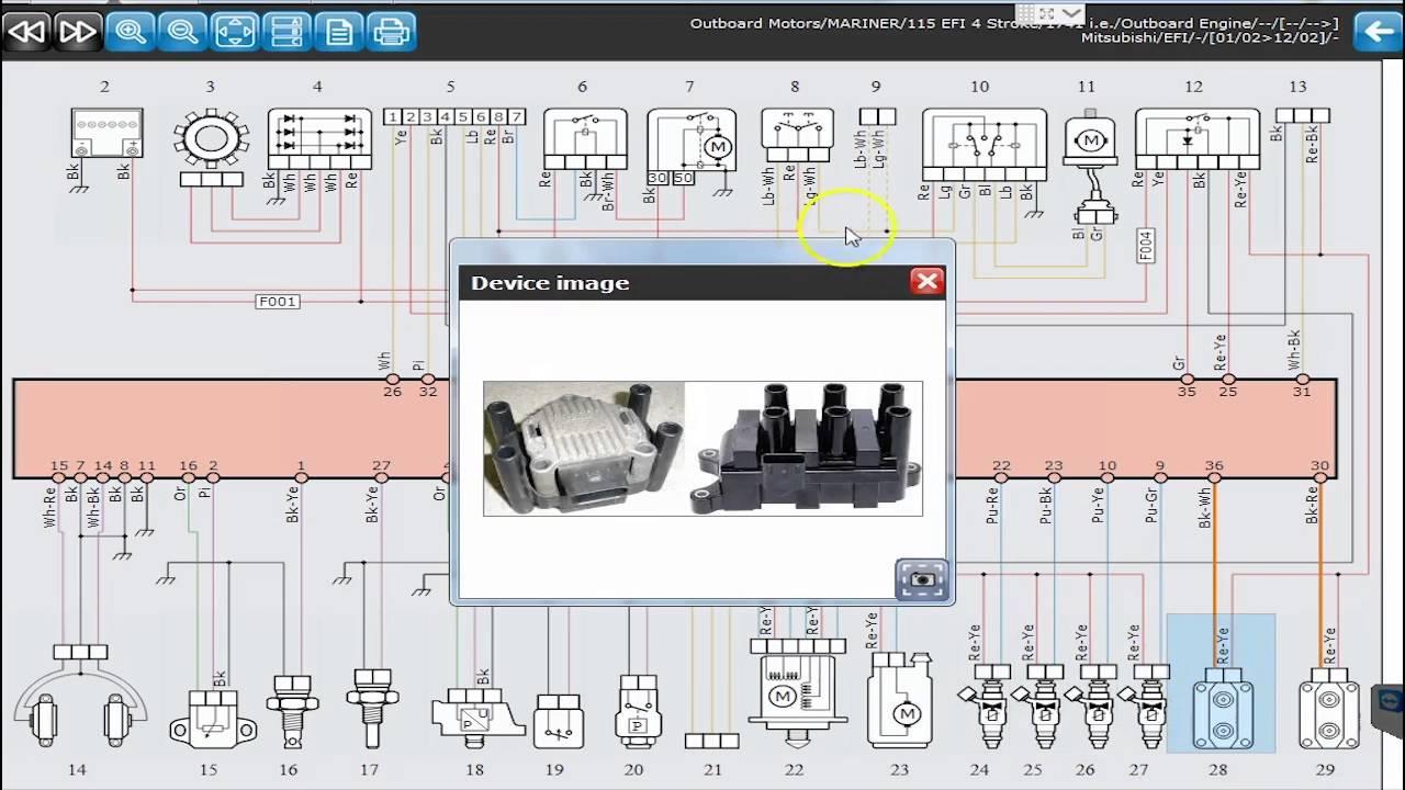 texa marine dealer level diagnostic tool volvo penta honda yamaha mercury more diesel laptops [ 1280 x 720 Pixel ]