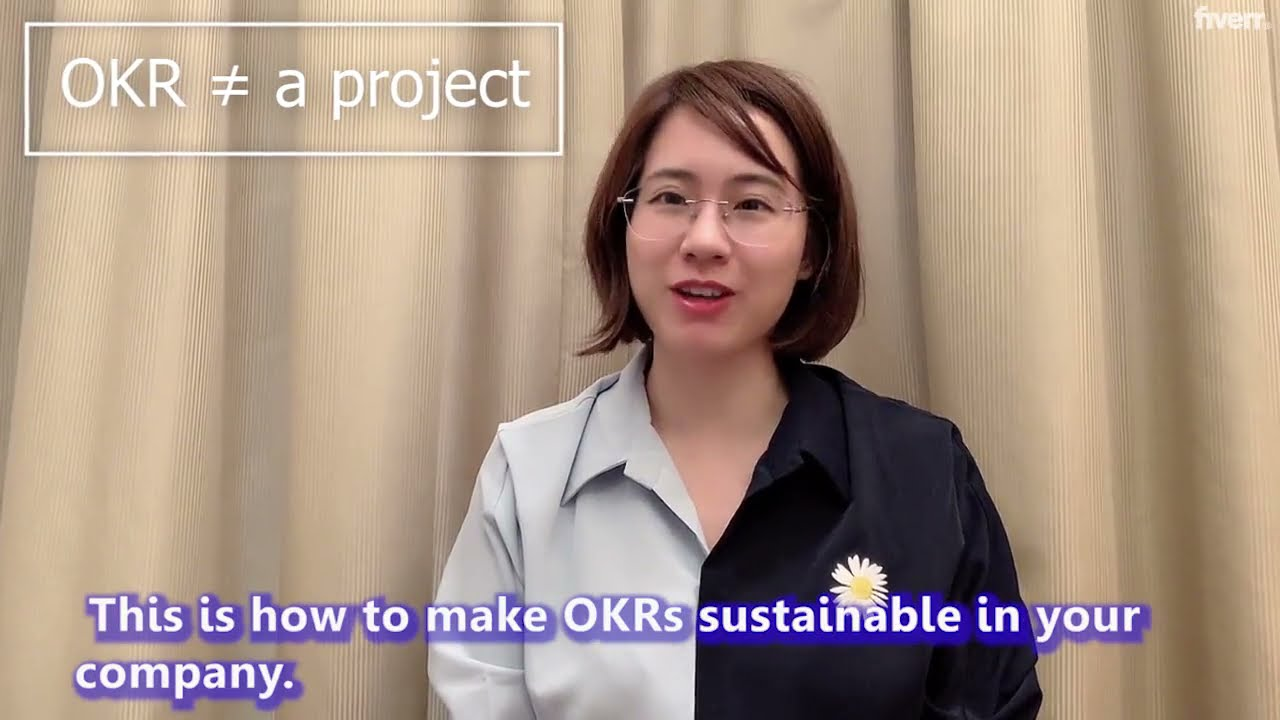 OKRs is NOT a Project
