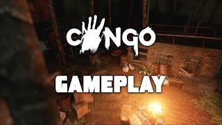 Congo Gameplay 1080p@60fps - Top-down co-op survival game - Steam Early Access New Release