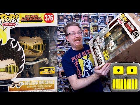 Funko Pop Mega Epic $1300 Haul Anime Collection Of Funko Pops Vinyl Figures
