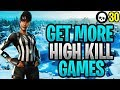 The EASIEST Way To Get High Kill Games In Fortnite! (30 Kill Controller vs. PC)