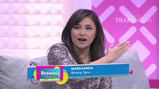 Video BROWNIS - Bakat Cantik Marshanda Dari Kecil (13/10/17) Part 1 download MP3, 3GP, MP4, WEBM, AVI, FLV September 2018