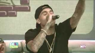 "Chris Brown ""Fine China"" Promo"