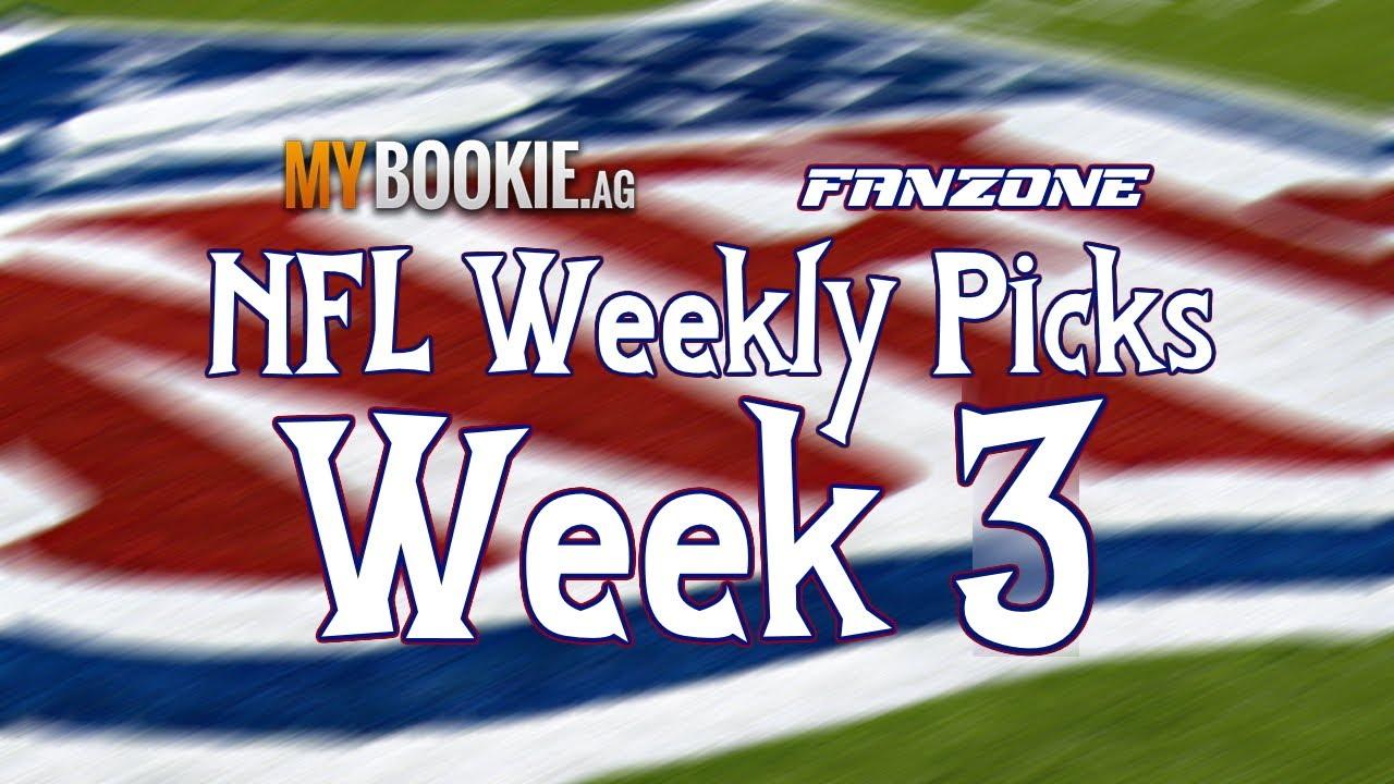 NFL Week 3: Weekly Picks 2020 | NFL Fanzone