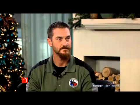 Sit Down With Jeff Kyle Brother Of American Sniper Chris