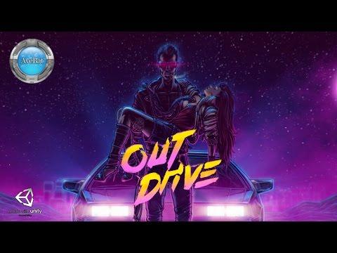скачать игру Out Drive - фото 6