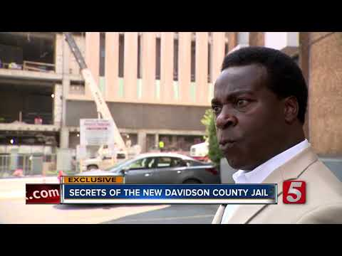 Secrets From Inside The New Davidson County Jail Project