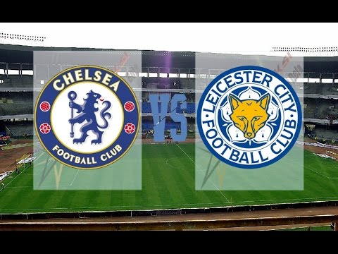 Chelsea 3 – 0 Leicester City ~ Chelsea vs Leicester City 15.10.2016