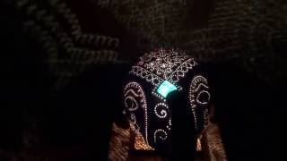 "Lagenaria, composition ""Elephant""/Лагенария, работа ""Слон"""