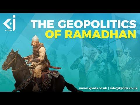 The Geopolitics of Ramadhan