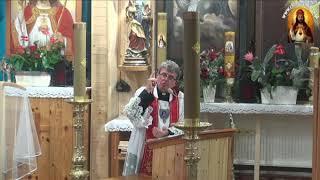 Ks. Natanek - Kapłani, nie uciekajcie z Kościoła !