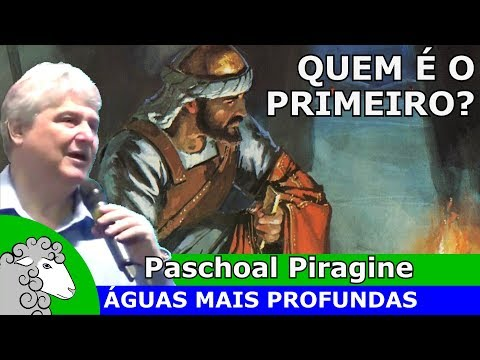 O PECADO DE ACÃ - Paschoal Piragine