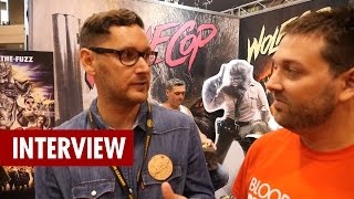 Lowell Dean Interview - Wolfcop - Fan Expo 2014