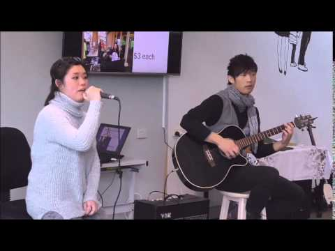 Younha - Houki Boshi Acoustic Cover