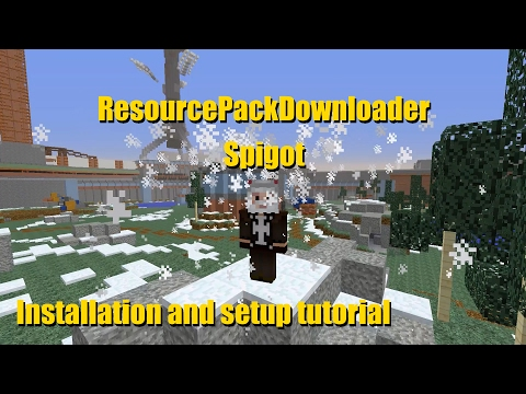 Resource Pack Downloader | SpigotMC - High Performance Minecraft