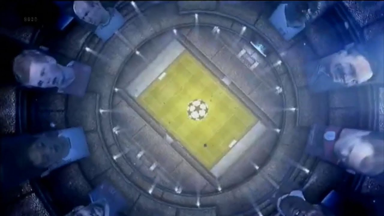 UEFA Champions League 2011 Outro - Heineken