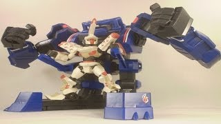 Danball Senki WARS Review - LBX Jenock Riding Armour - ダンボール戦機