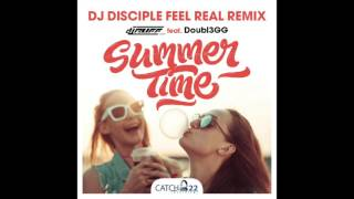 Dj Ruff Feat. Mc Doubl3gg Summertime Dj... @ www.OfficialVideos.Net