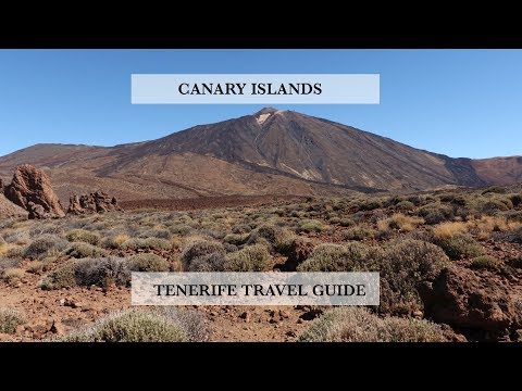 Tenerife Island Vlog- Travel Guide