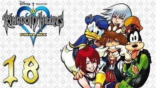 Kingdom Hearts Final Mix Let's Play - Ep 18 : Le Pays Imaginaire