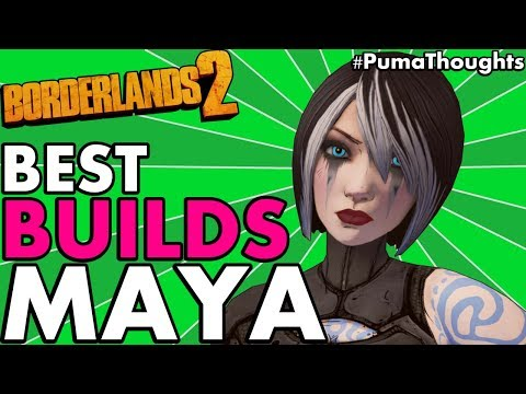 Borderlands 2: Best Build for Maya The Siren (Solo DPS