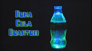 How To Make a Glowing Nuka Cola Quantum ( 3.5k Subscriber Special! )