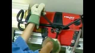 видео алмазное оборудование для сверления