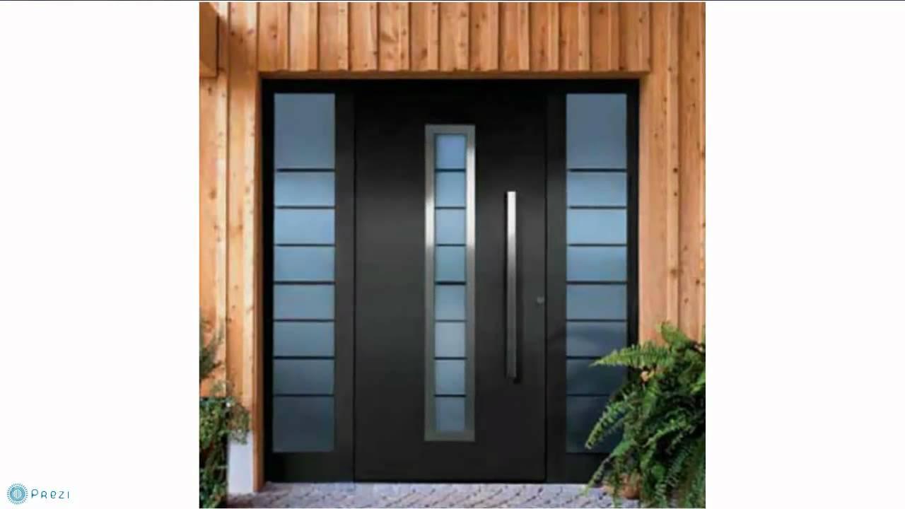 Puertas aluminios vallirana carpinteria de aluminio en - Puertas para jardin de aluminio ...
