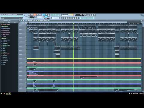Basshunter  All I Ever Wanted Total RemakeInstrumental