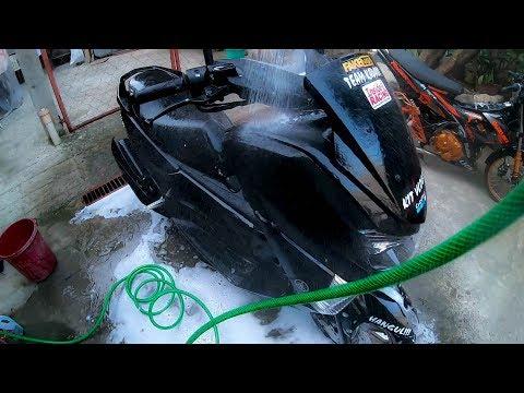 yamaha-nmax-155- -wash-and-wax- -cebu-city,-philippines