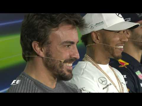 2017 Australian Grand Prix: Pre-Race Press Conference Highlights