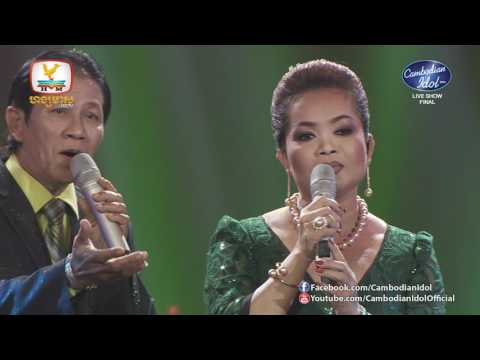 Cambodian Idol Season 2 | Live Show Final | Vannet + Sevorn Performance