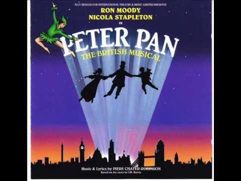 Peter Pan the British Musical - THE DARLINGS