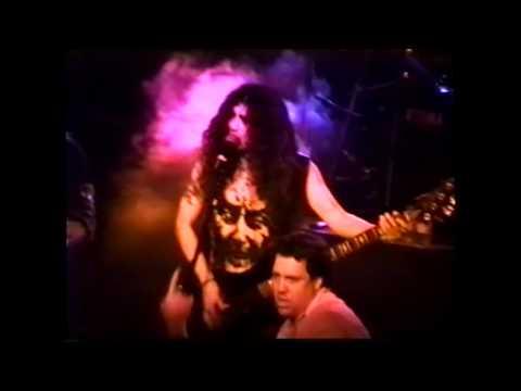 Slayer - Live 1990, Philadelphia, Trocadero Theatre