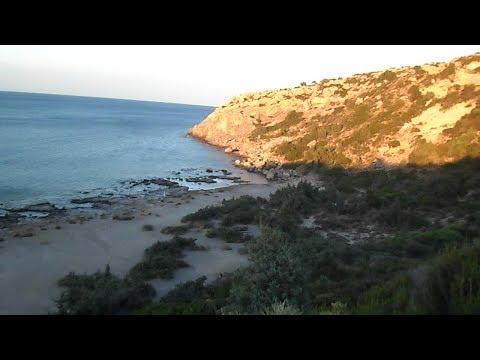 "Rhodes, Faliraki nudist beach ""Mantomata"". from YouTube · Duration:  4 minutes 9 seconds"