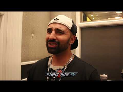 """PAULIE MALIGNAGGI SCHOOLS MEDIA ON WHY """"BRONER NEEDS TO LET HIS HANDS GO"""" ISN'T RIGHT"""