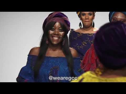 @WEAREGCC | COLORS OF AFRICA | FASHION SHOW | KHONA By MAFIKIZOLO