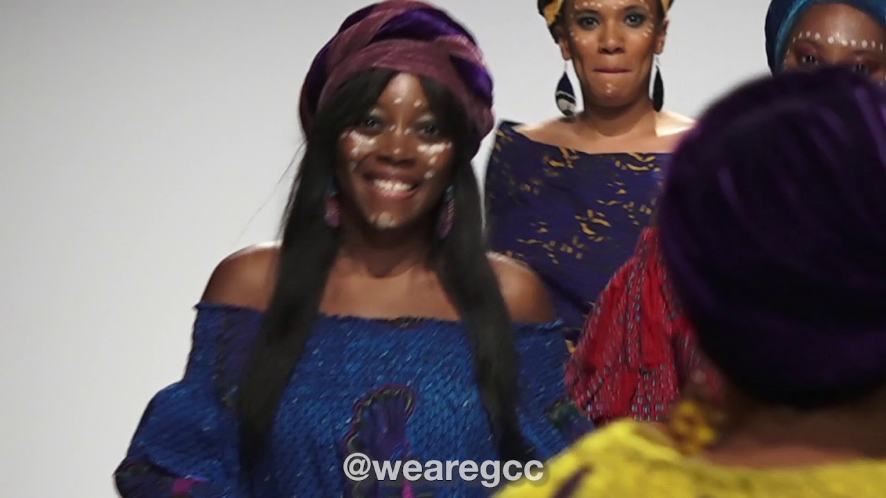 Download @WEAREGCC | COLORS OF AFRICA | FASHION SHOW | KHONA by MAFIKIZOLO