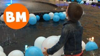 ВМ: Фестиваль шаров 2015 в Афимолле |  Baloons exhibition