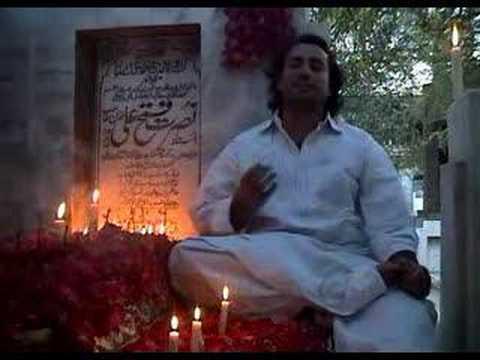 Ustad Nusrat Fateh Ali Khan - Voice From...