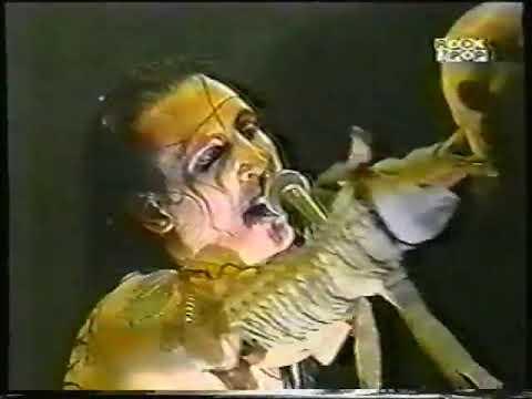 Marilyn Manson @ Court Central del Estádio Nacional - Santiago, Chile (Nov. 22, 1996) [Full Show]