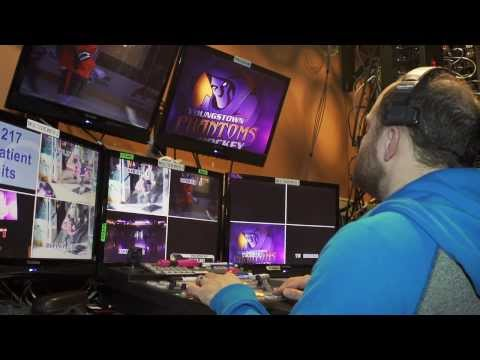 Behind The Scenes - PEG Live Game Production