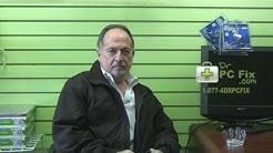 Kirkland Computer Repair Testimonial - Dr PC Fix - Jim W.