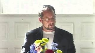 Shaffer Lectures 1 of 3 - Christ Come in the Flesh