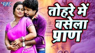 2017 का सबसे हिट गाना - Ritesh Pandey - Tohare Mein Basela Praan - Bhojpuri Hit Romantic Songs