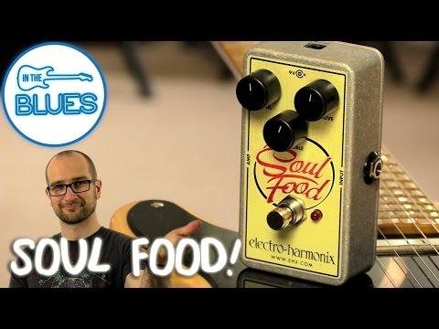 Electro-Harmonix Soul Food Pedal