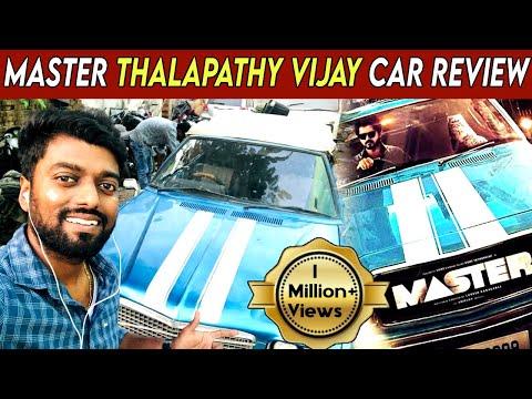 MASTER THALAPATHY VIJAY CAR REVIEW !! 1984 Contessa Modified - Chennai