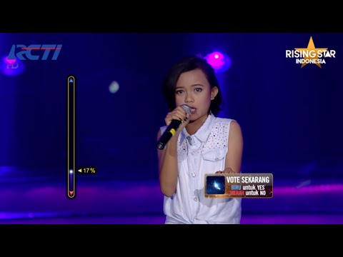 "Dewi Kisworo ""One More Night"" Maroon 5  Rising Star Indonesia Duels 2  Eps 10"